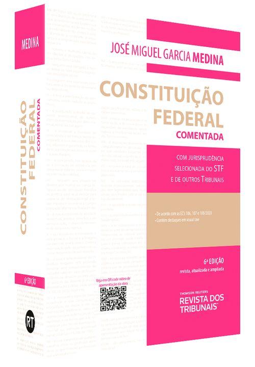 Constituição Federal Comentada – 6.ª edição