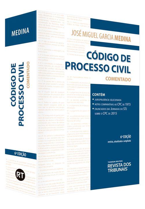 Código de Processo Civil Comentado – 6.ª edição